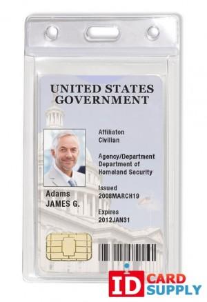 Vinyl Shielded 2-Card Holder | QTY: 50