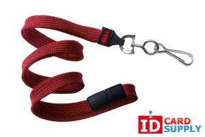 "3/8"" Lanyard with 5 Color Choices"