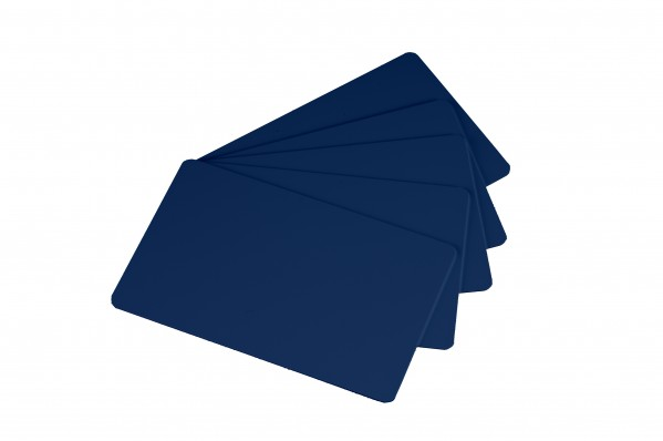 Royal Blue ID Cards - 500 Pack