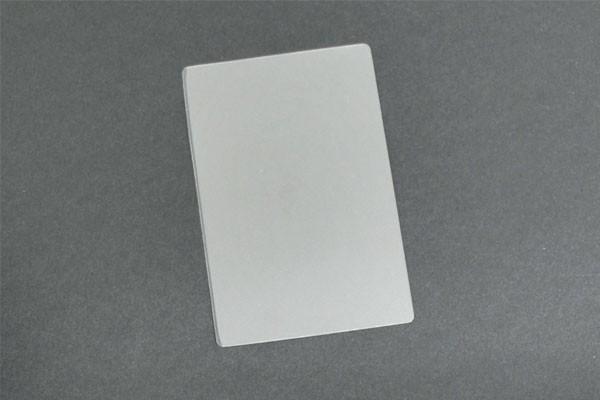 Kleer Lam Keycard Laminates