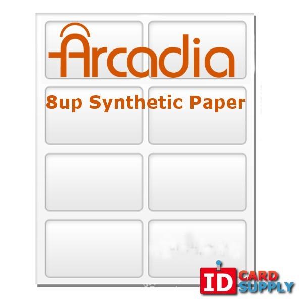 Arcadia 8-Up Paper - 5 Sheets